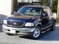 True Blue Metallic 2002 Ford F150 Gallery