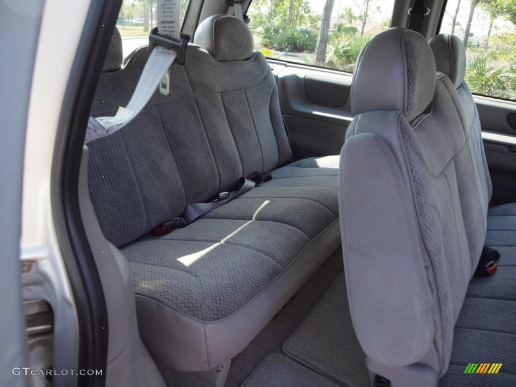 1998 Ford Windstar Rear Seats