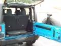 2011 Cosmos Blue Jeep Wrangler Sport 4x4  photo #10