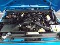 2011 Cosmos Blue Jeep Wrangler Sport 4x4  photo #17