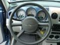 Pastel Slate Gray Steering Wheel Photo for 2007 Chrysler PT Cruiser #76464290