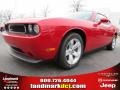 2013 Redline 3-Coat Pearl Dodge Challenger SXT  photo #1