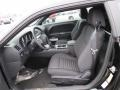 Dark Slate Gray Front Seat Photo for 2013 Dodge Challenger #76470032