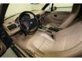 Beige Interior Photo for 1997 BMW Z3 #76473651