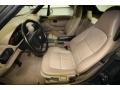 Beige Front Seat Photo for 1997 BMW Z3 #76473827