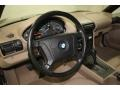 Beige Steering Wheel Photo for 1997 BMW Z3 #76473948