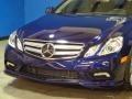 designo Mystic Blue - E 550 Coupe Photo No. 3