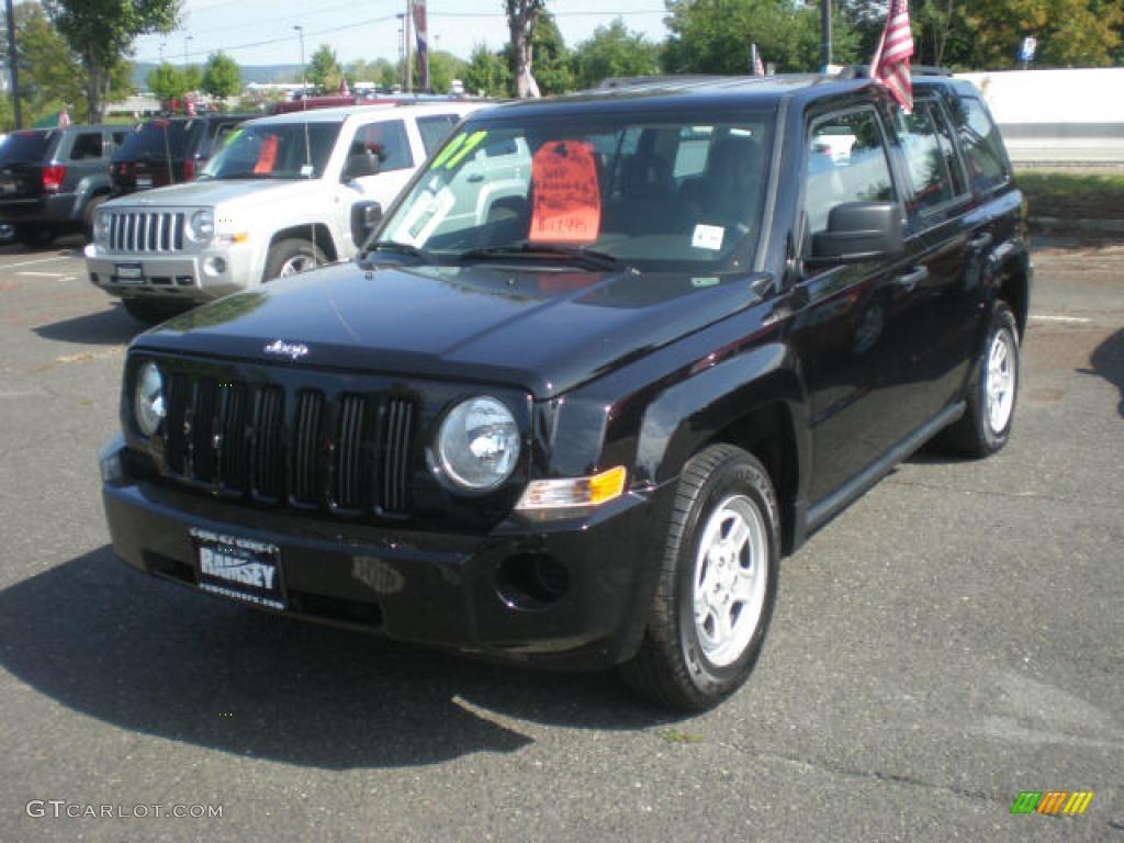 Jeep Patriot Sport Interior Jeep Patriot Sport 4x4