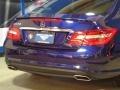 designo Mystic Blue - E 550 Coupe Photo No. 9