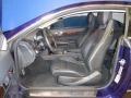 2011 E 550 Coupe Black Interior