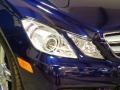 designo Mystic Blue - E 550 Coupe Photo No. 33