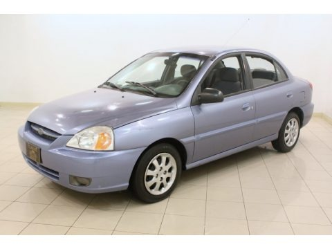 2003 kia rio data info and specs. Black Bedroom Furniture Sets. Home Design Ideas