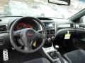 STi Black Alcantara/Carbon Black Dashboard Photo for 2013 Subaru Impreza #76502943