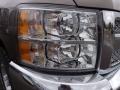 2013 Mocha Steel Metallic Chevrolet Silverado 1500 LT Crew Cab 4x4  photo #12