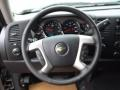 2013 Mocha Steel Metallic Chevrolet Silverado 1500 LT Crew Cab 4x4  photo #18