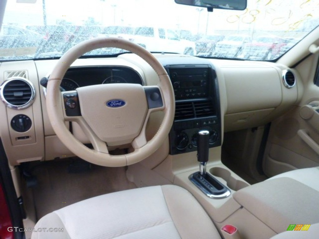 2006 Ford Explorer XLT 4x4 Dashboard Photos