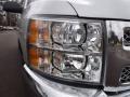 2013 Silver Ice Metallic Chevrolet Silverado 1500 LT Extended Cab  photo #14