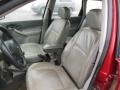 Dark Pebble/Light Pebble 2005 Ford Focus Interiors