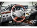 Black Steering Wheel Photo for 2013 Mercedes-Benz S #76511699