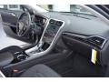SE Appearance Package Charcoal Black/Red Stitching Dashboard Photo for 2013 Ford Fusion #76520751
