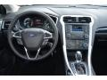 SE Appearance Package Charcoal Black/Red Stitching Dashboard Photo for 2013 Ford Fusion #76520873