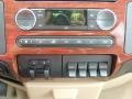 2010 Ford F250 Super Duty Chaparral Leather Interior Controls Photo