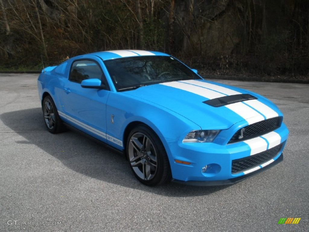 Ford Mustang Grabber Blue 2017 New Car Update 2020