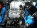 2011 Grabber Blue Ford Mustang Shelby GT500 Coupe  photo #8