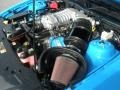 2011 Grabber Blue Ford Mustang Shelby GT500 Coupe  photo #21