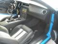 2011 Grabber Blue Ford Mustang Shelby GT500 Coupe  photo #24