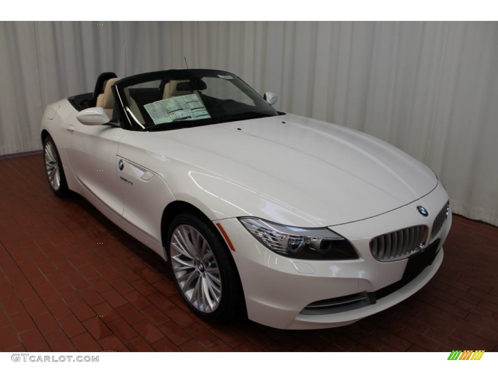 Alpine White 2013 Bmw Z4 Sdrive 35i Exterior Photo 76537715 Gtcarlot Com