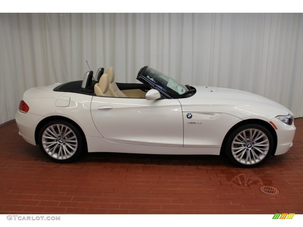 Alpine White 2013 Bmw Z4 Sdrive 35i Exterior Photo 76537757 Gtcarlot Com
