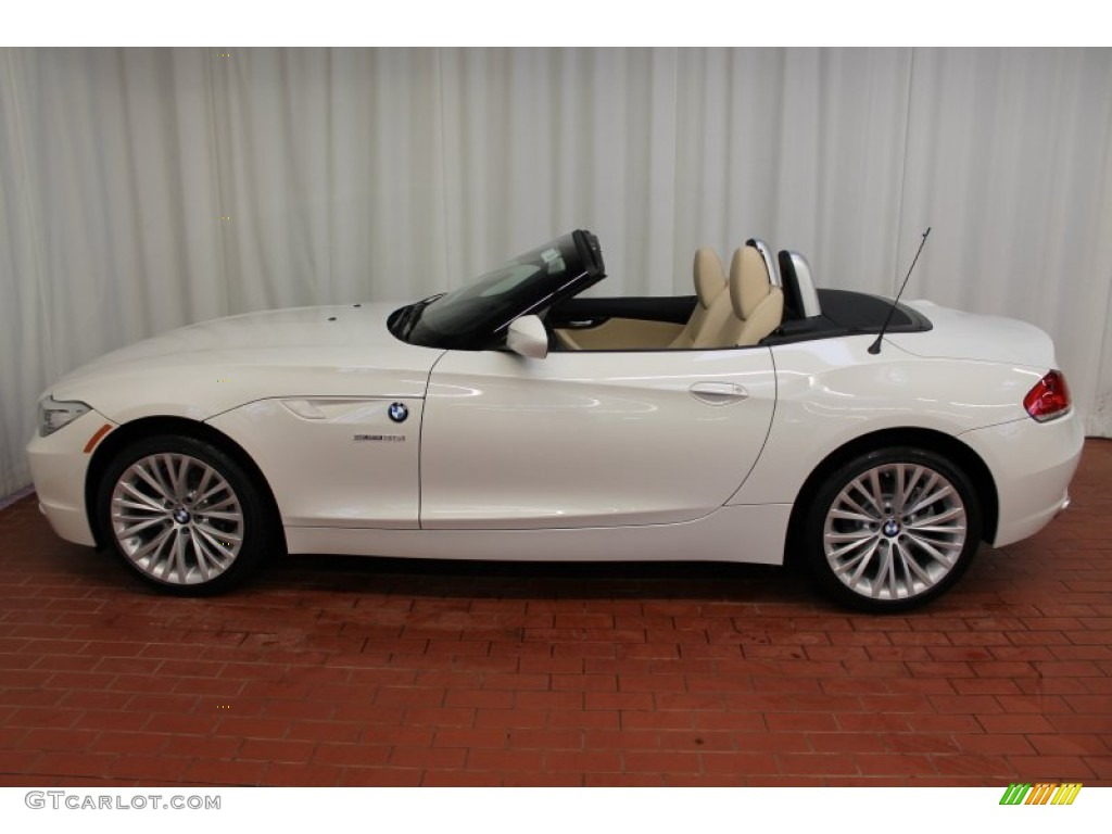 Alpine White 2013 Bmw Z4 Sdrive 35i Exterior Photo