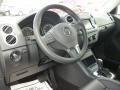 Charcoal Steering Wheel Photo for 2011 Volkswagen Tiguan #76541885