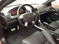 2006 GTO Coupe Black Interior