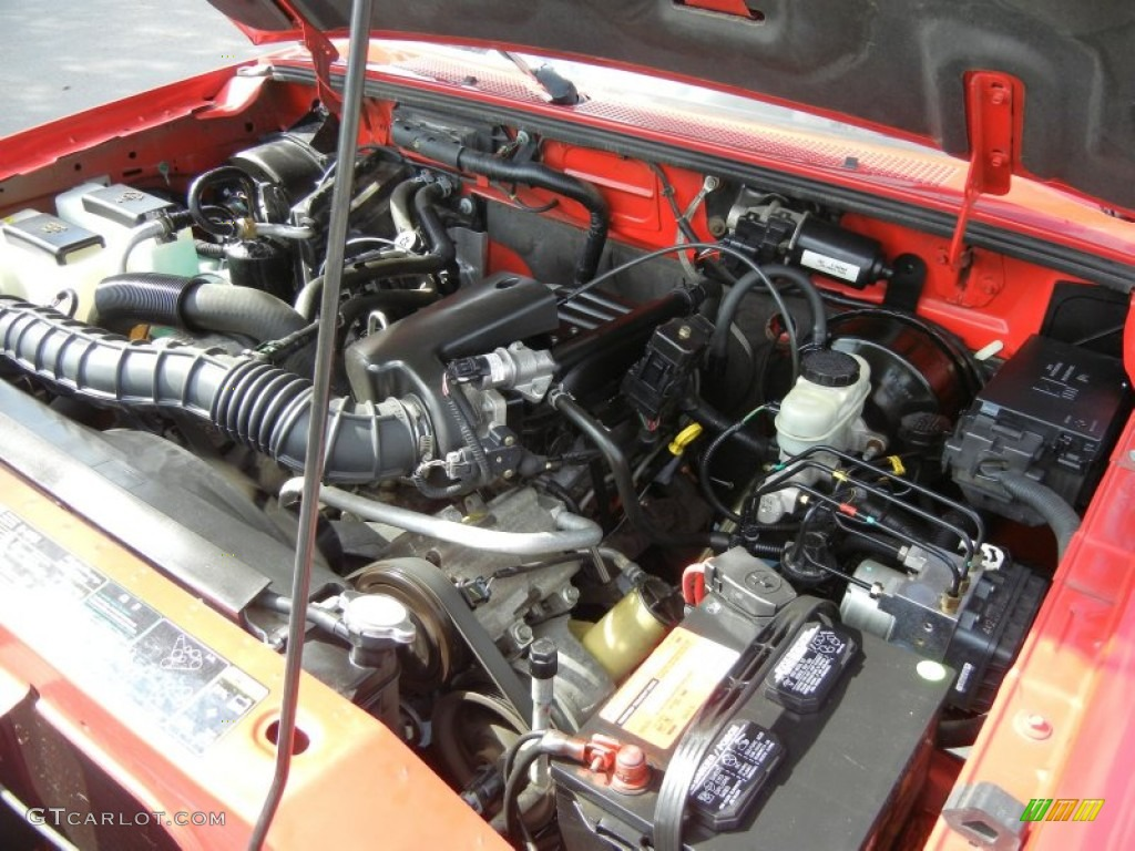 ford ranger engine pictures to pin on pinterest