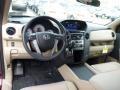 Beige Dashboard Photo for 2013 Honda Pilot #76557506