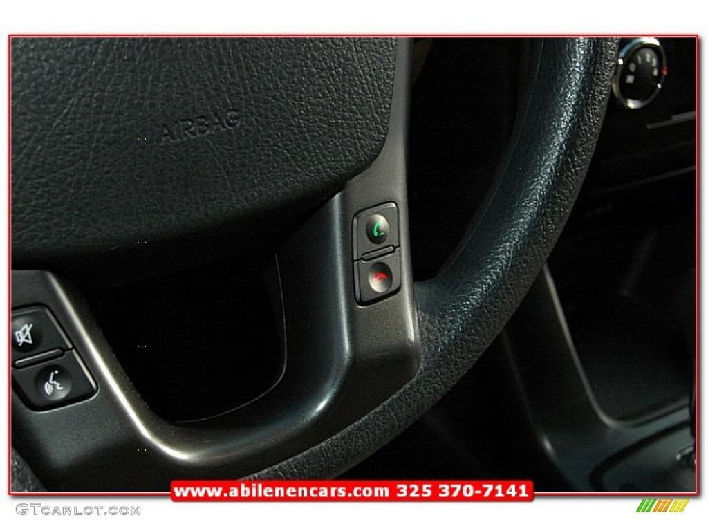 2011 Sorento LX V6 - Spicy Red / Beige photo #17