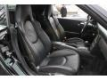 Black Front Seat Photo for 2007 Porsche 911 #76567691