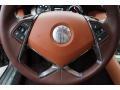 2012 Karma EcoSport Steering Wheel
