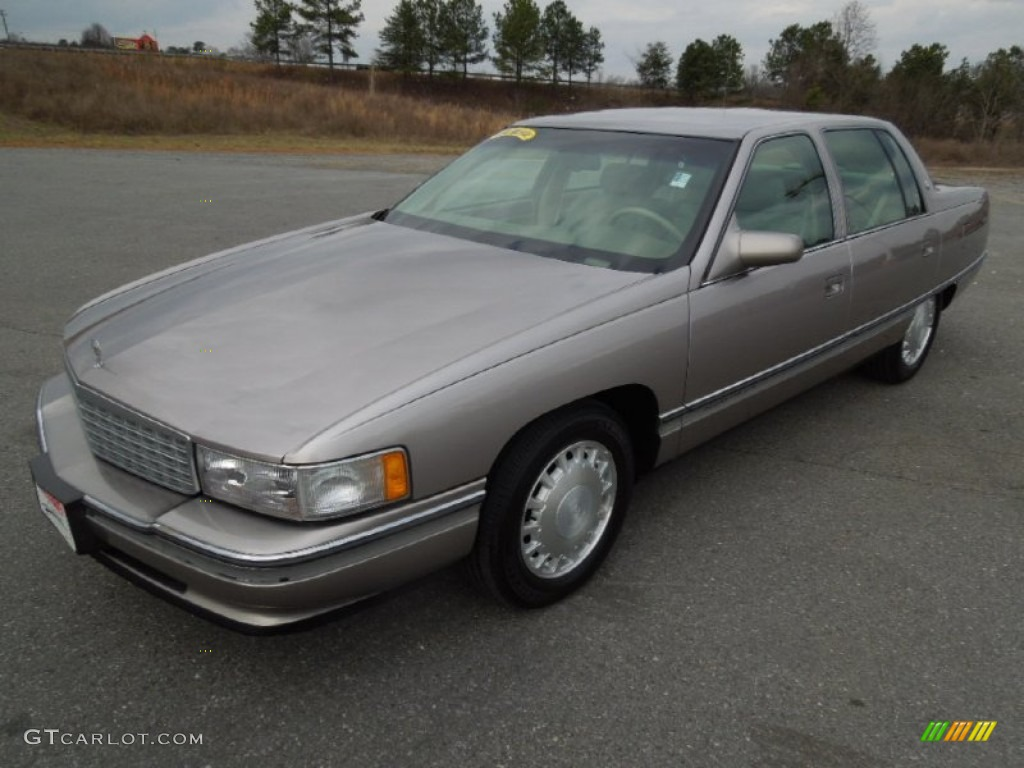 light sandrift metallic 1996 cadillac deville sedan exterior photo 76573937. Cars Review. Best American Auto & Cars Review