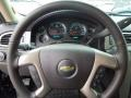 Ebony Steering Wheel Photo for 2013 Chevrolet Silverado 1500 #76575517