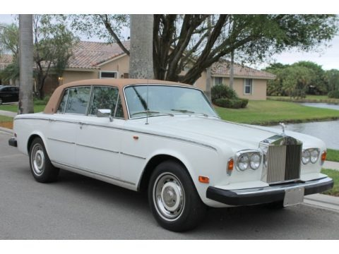Rolls Royce Silver Shadow Paint Colors