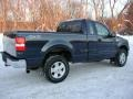 True Blue Metallic - F150 XLT Regular Cab 4x4 Photo No. 12