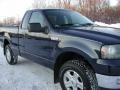 True Blue Metallic - F150 XLT Regular Cab 4x4 Photo No. 33
