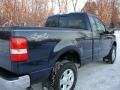 True Blue Metallic - F150 XLT Regular Cab 4x4 Photo No. 36