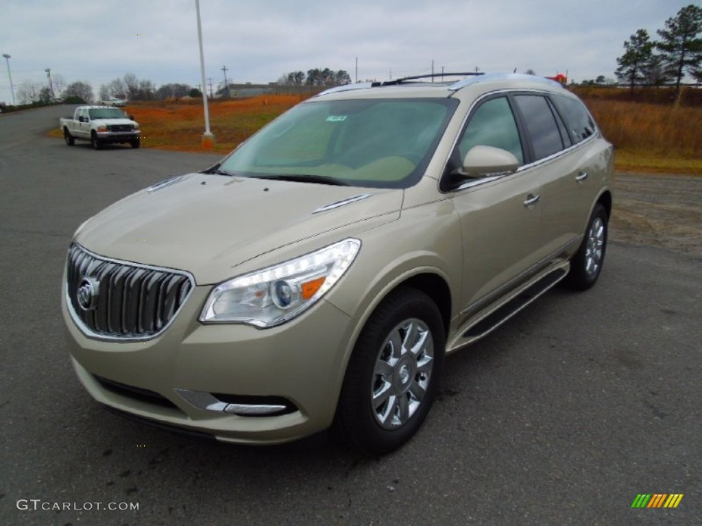 2013 champagne silver metallic buick enclave leather 76565121 car color galleries