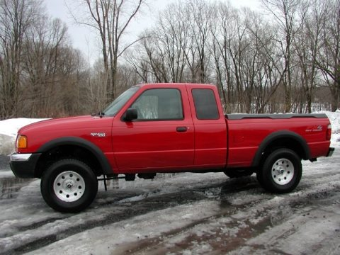 2002 ford ranger xlt fx4 supercab 4x4 data info and specs. Black Bedroom Furniture Sets. Home Design Ideas