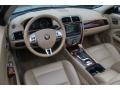 Caramel 2009 Jaguar XK Interiors