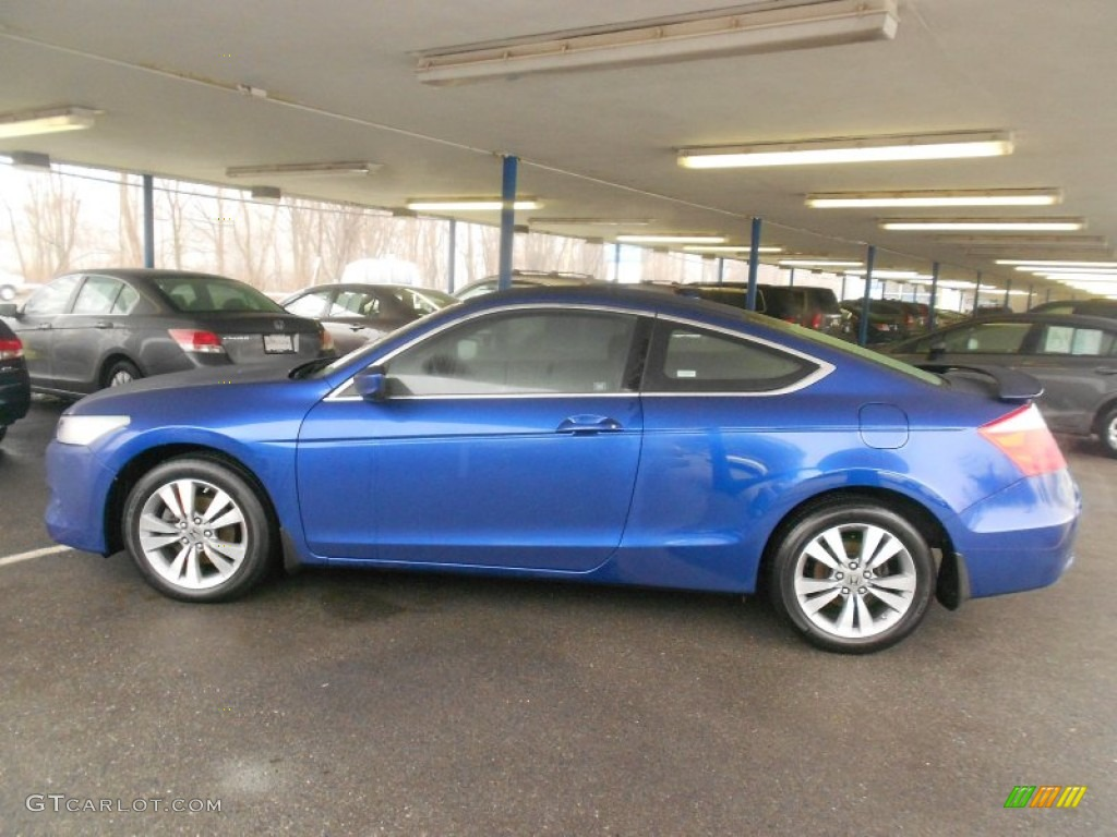 Belize Blue Pearl 2008 Honda Accord Ex L Coupe Exterior Photo 76585633 Gtcarlot Com
